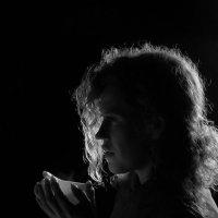 Ночной портрет :: Сергей Титаренко