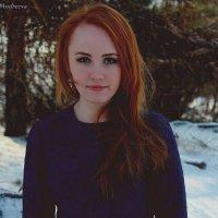 Рыжая зима :: Alena Andreena