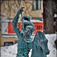 Георгий зимний :: Дмитрий Анцыферов