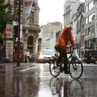 Carolina Dutca - История человека и велосипеда в стране дождей