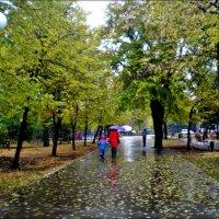 Дождь в Мариуполе :: Татьяна Пальчикова