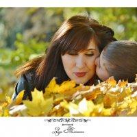 Детская любовь :: Зизи Тимошенко