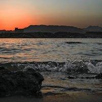 Плеск заката :: sorovey Sol