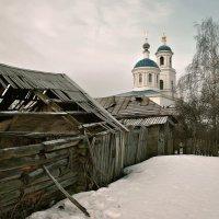 Сельская :: Александр Архипкин
