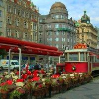 "Кафе ""TRAMVAJ"".Прага. :: Александр TS"