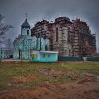 Востановление огромного собора в Выксе :: alecs tyalin