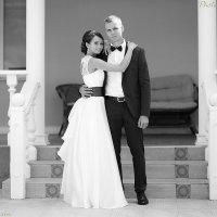 Жених и невеста - 2015 (1159) B&W :: Виктор Мушкарин (thepaparazzo)