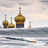 Купола, омытые дождем :: Svetlana Kravchenko