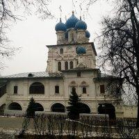 Церковь Казанской иконы Божией Матери :: Николай Дони