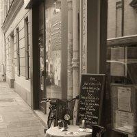 Кафе для одиночества. :: Алекс Дрожжин