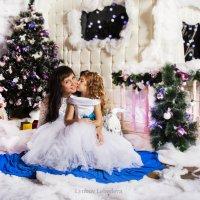 новый год :: Любовь Лебедева