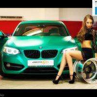 BMW Club Saint-Petersburg осень 2015 :: Дмитрий Сидоров