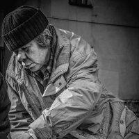 Homeles man. :: Илья В.