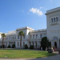 Ливадийский дворец :: Вера Щукина