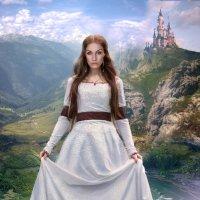 Принцесса :: Olga Gerdo