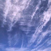 вязь на небе :: Валерий Дворников