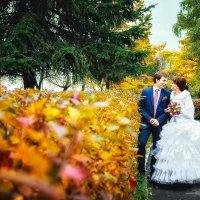 Кристина и Саша :: Ангелина Косова