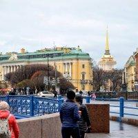 На Синем мосту :: Юрий Тихонов