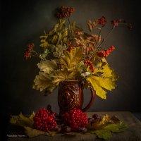Осенний букет :: Надежда Попова