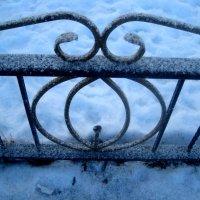 Морозно :: Елена Семигина