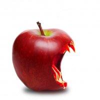 Злое яблоко :: Сергей Тейхриб