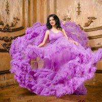 Пурпурный водопад :: Михаил Кучеров