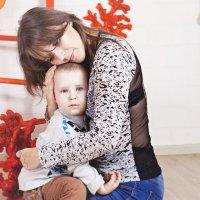 Мать и дитя) :: Ольга Горковенко