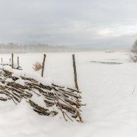 И выпал снег. :: Евгений Герасименко