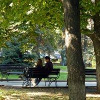 В парке :: Сергей Босов