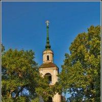 Церковь Богоявления Господня, 1781 :: Дмитрий Анцыферов