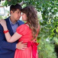 фото с семейного праздника (медная свадьба) :: Райская птица Бородина