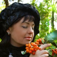 прогулка в красках осени :: Anna Dontsova