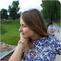А :: Анна Окунева