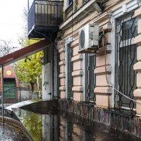 Мокро :: Сергей Волков