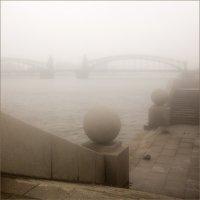 Большеохтинский мост. Санкт-Петербург. :: Юрий
