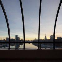 Утро в Москве :: Юрий Кольцов