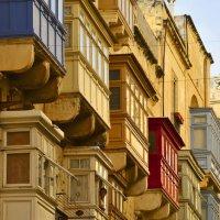 Балконы Валлетты :: Дмитрий Близнюченко