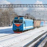 Скорый поезд №5 Улан-Батар - Москва :: Алексей Белик
