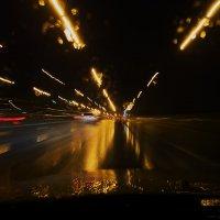Ночь, дождь, дорога... :: Виталий Павлов