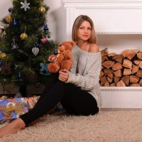Новогодний фотопроект :: Мария Жданова