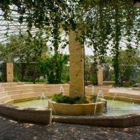 Иерусалим, район Емин Моше (Мишкенот Шеананим), фонтан :: Игорь Герман