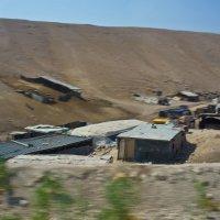 Иудейская пустыня. Бедуинское поселение. :: Игорь Герман