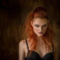 Черный ангел :: Ольга Федорова