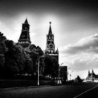 святая Москва :: Ежи Сваровский