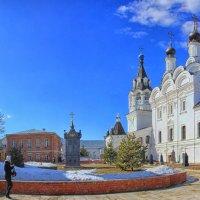 Благовещенский монастырь :: Марина Назарова