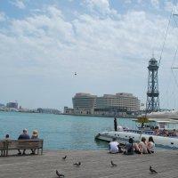 Порт в Барселоне :: Inessa ---