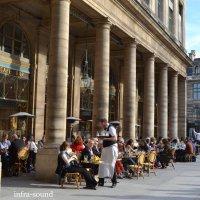 Париж, кафе у театра Комеди Франсес :: Lüdmila Bosova