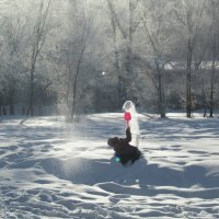 зимние забавы :: tgtyjdrf
