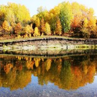 Осень на Юрюзани :: Антонина