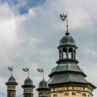 Башни Несвижского замка, Беларусь. :: Татьяна Черёмухина